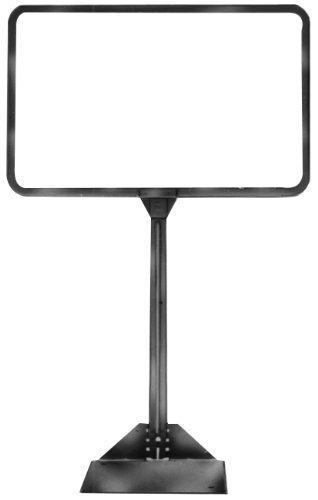 "Econoco SB711 Sign Holder with Shovel Base, 11"" x 7"" (Pac..."