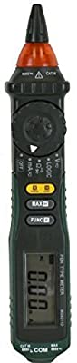 Mastech MS8211D Auto Range Pen Type Digital Multimeter with Logic Test