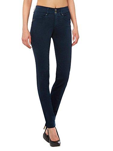 Women's Butt Lift V2 Super Comfy Stretch Denim Jeans P43635SK Tinted Blue 9