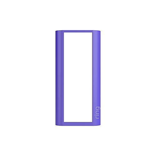 Ring Peephole Cam Faceplate - Neon Purple