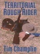book cover of Territorial Rough Rider