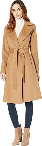 Lauren Ralph Lauren Women's Wrap Coat Vicuna 8