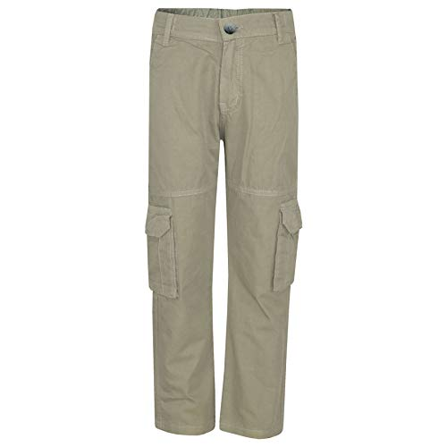 Kids Boys Youth BDU Ranger 6-Pocket Stone Combat Cargo Trouser Fashion Pant 5-13