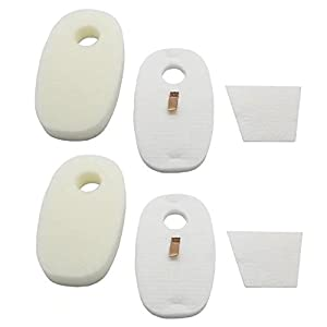 First4Spares Premium Granule Filters for Vax S2 Steam Mops Pack of 2