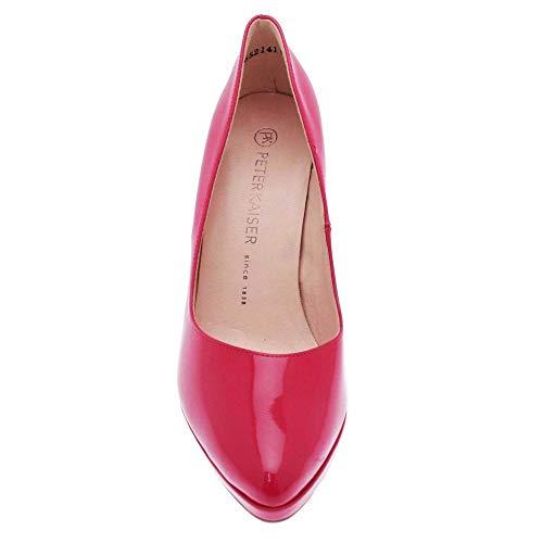 Patent para mujer vestir Kaiser Peter de Zapatos Fushsia n4xzB06B