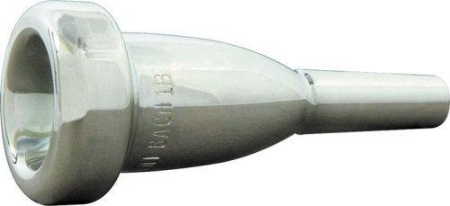 Bach K3495C Megatone Cornet Mouthpiece, Silver Plated, 5 C 16.25mm
