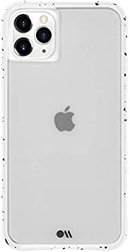 Case-Mate - iPhone 11 Pro Max Case - Tough Speckled - 6.5 - White