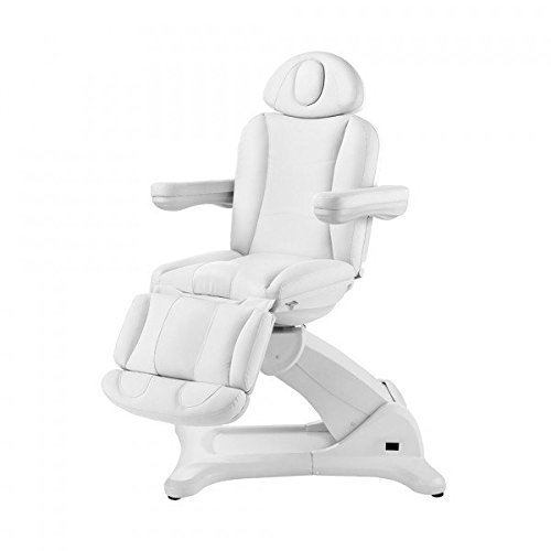 Function Spa Side Remote Switch (Radi+ Fully Electric 4 Motor Treatment Chair With 240 Degree Bed Rotation Extendable Footrest Removable Arms USA Salon and Spa USA-2246B)