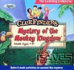 ClueFinders: Mystery of Monkey Kingdom (Jewel Case) - PC/Mac