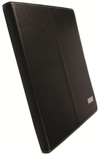 Krusell Luna Tablet Case for Apple iPad 2 and 3 New iPad (Black)