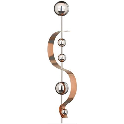 Regal Art & Gift 12415 Vogue Wave Garden Stake, 5.5