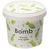 Bomb Cosmetics Limelight Vücut Scrub 375g 1 Paket (1 x 1 Adet)