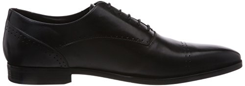 Geox Herren U New Life A Oxfords Schwarz (nero)
