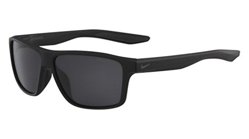 Sunglasses NIKE PREMIER EV 1071 001 MATTE BLACK/DARK GREY - Nike Warranty Sunglasses