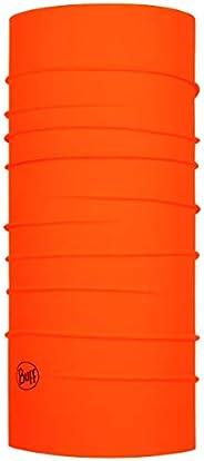 Buff Unisex-Adult Original, Solid Orange FLUOR, One Size