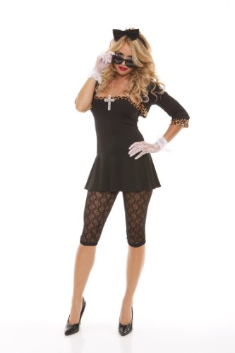 Pop Star Diva Costume (Pop Star Diva Costume - Small - Dress Size 2-6)
