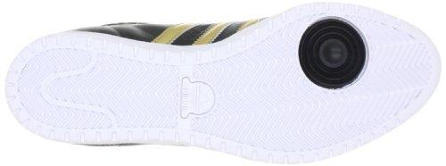 Sneakers Noir Adidas Schwarz Originals Ten Basses Hi Femme Sleek metgo black1 W Top HYHrzqR