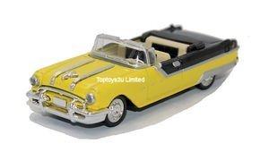 New Ray Newray 1:43 Diecast 1955 Pontiac Starchief Conver...
