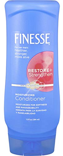 - Finesse Restore + Strengthen, Moisturizing Conditioner 13 oz (Pack of 6)