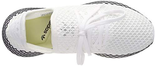 Core Deerupt White Ftwr Black Bianco Runner Uomo Scarpe da Ginnastica Ftwr White adidas ZPqzdZ