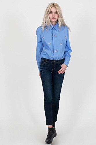 Siwy Women's Hannah Slim-Crop Jean, Intense, 31