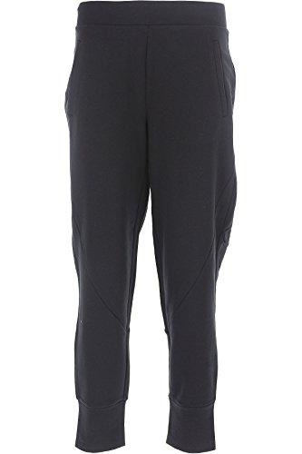 Armani Jeans pantalone tuta in cotone felpato blu notte. Mod. 6Y5P91 TG 42 - M