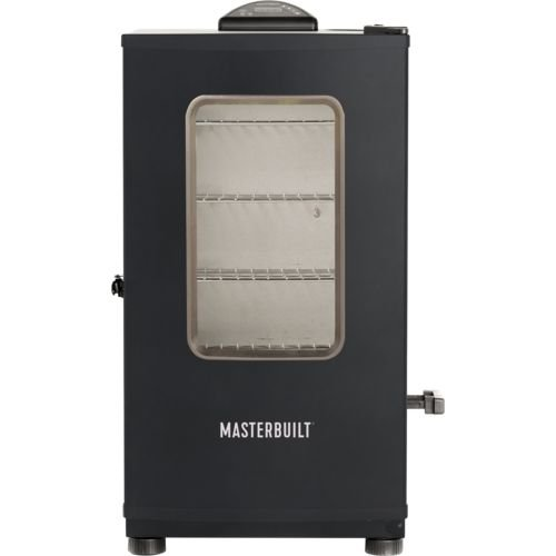 Masterbuilt 20072318 Digital Electric Smoker 130S-30, Black