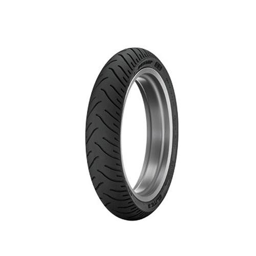 Dunlop Elite 3 Radial Touring Tire - Front - 120/70R-21 , Tire Type: Street, Tire Construction: Radial, Position: Front, Tire Size: 120/70-21, Rim Size: 21, Speed Rating: V, Load Rating: 62, Tire Application: Touring 408097