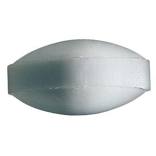 "Cole-Parmer Egg-Shaped Stir Bar, 1"" L x 1/2"" Dia; 1/Pk"