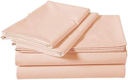AmazonBasics Super Soft Sateen 400TC Cotton