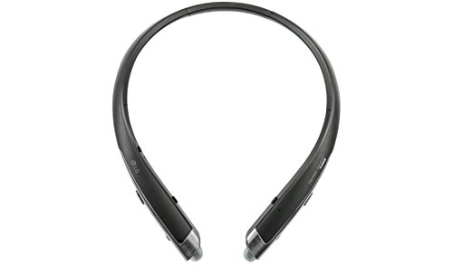 Headset Headphones Stereo (LG Friends Noise Cancelling Bluetooth Stereo Headset HBS-1100, Black - International Version)