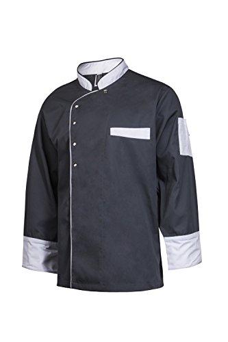 Kochjacke Modern Style, Bäckerjacke, langarm (M)