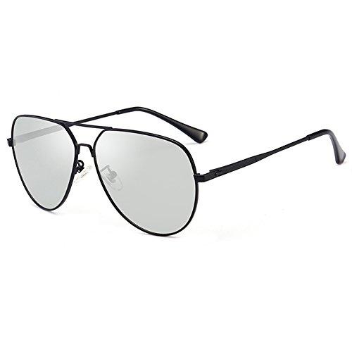 db6c3d10b7 WYYY Gafas De Sol Gafas Gafas De Conducción Hombres Inteligente  Decoloración Marco Redondo Aire Libre Clásico
