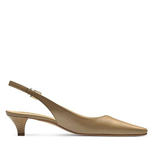 Evita Shoes - Zapatos de vestir de Piel para mujer Rosa - carne