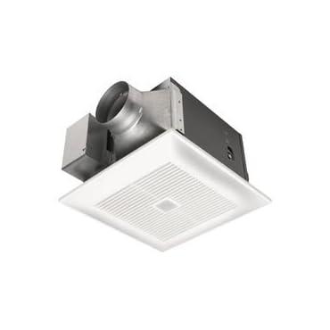 Panasonic FV-08VKM3 WhisperGreen 80 CFM Bathroom Fan motion sensor 0 30~70 CFM variable