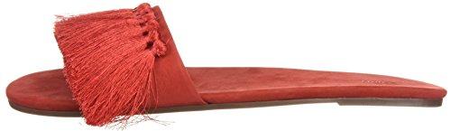 SCHUTZ Women's Maduna Slide Sandal, Summer Red, 8.5 M US by SCHUTZ (Image #5)