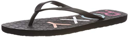Ii black Bk5 Multi Roxy Playa Y Zapatos Piscina Multicolor Para De Mujer Sandy Zw5qS
