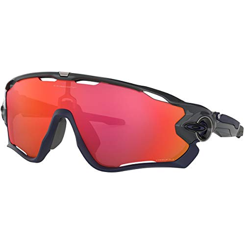 - Oakley Men's Jawbreaker Sunglasses,OS,Carbon/Prizm Trail Torch