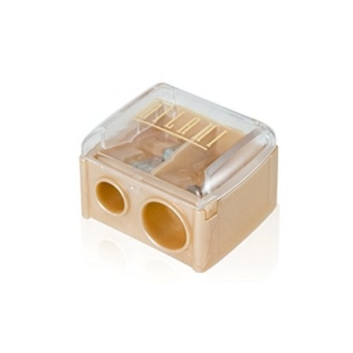 (3 Pack) MILANI Duo Pencil Sharpener - MLMPS by Milani