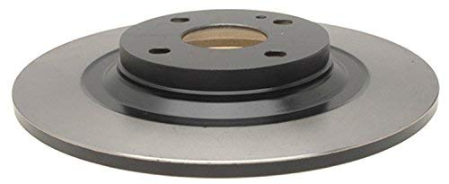 ACDelco 18A2501 Professional Rear Drum In-Hat Disc Brake Rotor [並行輸入品]   B07HP43CV6