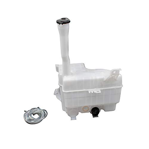 BROCK Windshield Washer Reservoir Tank w/Cap & Pump Replacement for Toyota Avalon Camry 8531506220