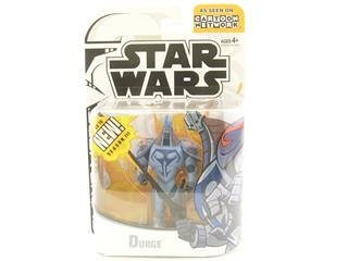 Star Wars Animated Clone Wars Figures Durge for $<!--$6.95-->