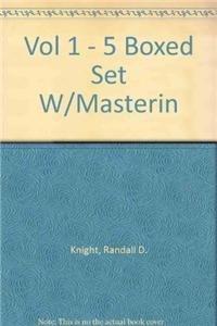 Phys Sci& Engr Boxed Set V1-5 W/Mastergphysc
