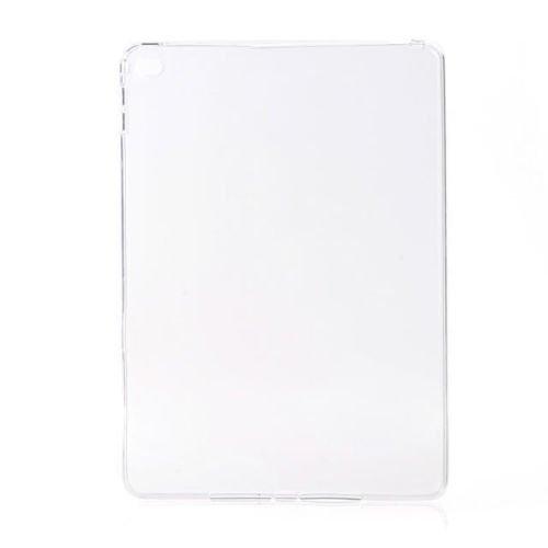 iPad Air 2, Shamo's Thin Case Cover TPU Rubber Gel, Transparent Clear Back Case for Ipad Air 2, Soft Silicone, Shamo's (Clear)