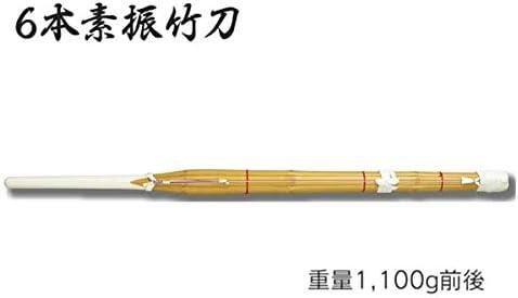 トレーニング竹刀 6本素振竹刀