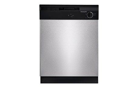Frigidaire FBD2400KS Stainless Built-In Dishwasher,24-Inches (Dishwashers)