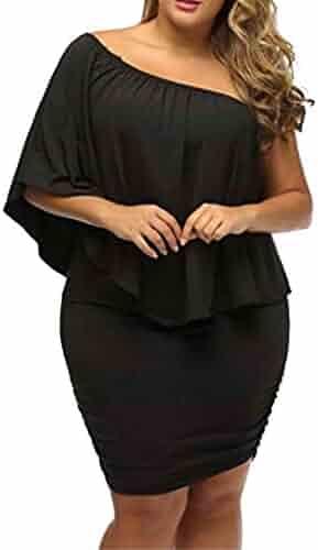 d711b7b6a26 Shopping One Shoulder - Dresses - Clothing - Women - Clothing, Shoes ...