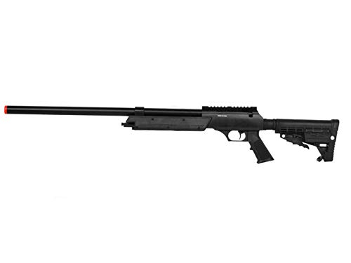 - Well MB13 Airsoft Sniper Rifle - Black