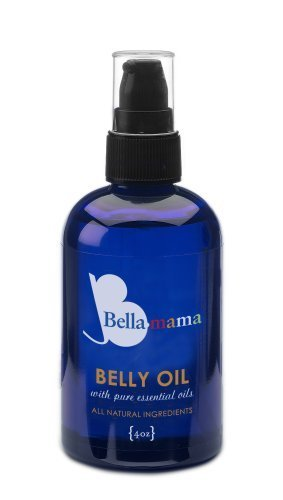4 oz Pregnant Belly Oil For Sale