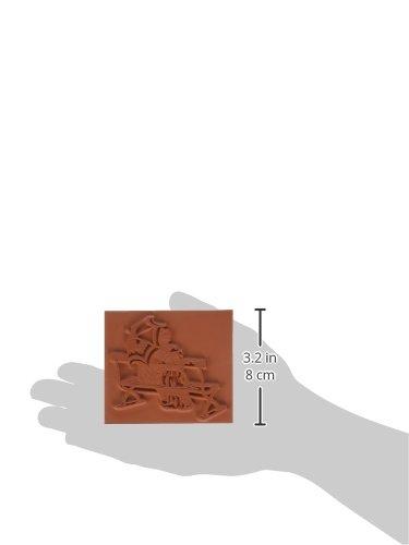 Tief Tief Tief Rot Briefmarken, 3 x 2,75 Zoll) selbst Stempel Love Bench, deep rot B00CLJUGKW | Ermäßigung  | Neu  | Einzigartig  d99871